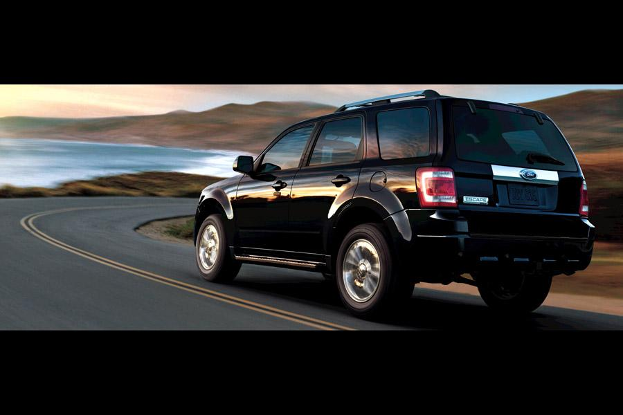 2011 ford escape reviews specs and prices. Black Bedroom Furniture Sets. Home Design Ideas