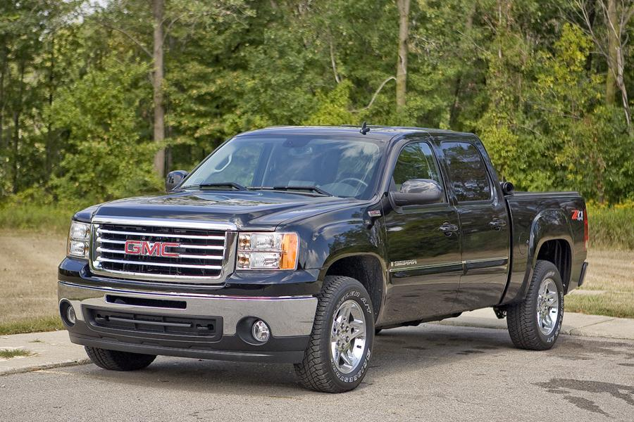 2011 gmc sierra 1500 reviews specs and prices. Black Bedroom Furniture Sets. Home Design Ideas