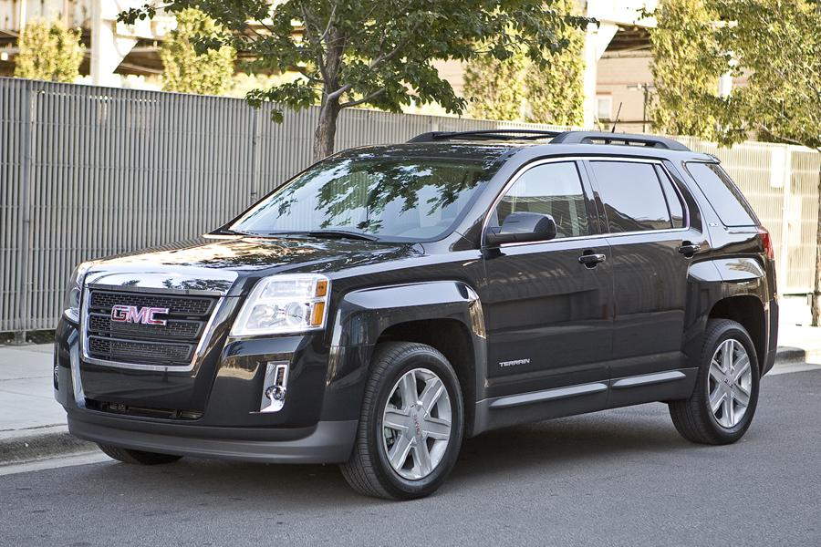 2011 Gmc Terrain Reviews Specs And Prices Cars Com