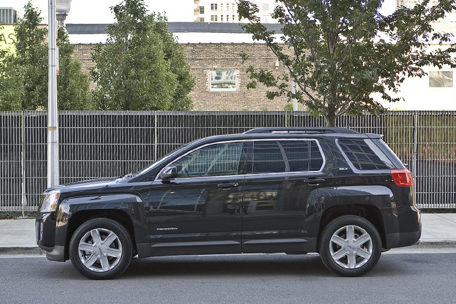 2011 gmc terrain reviews specs and prices. Black Bedroom Furniture Sets. Home Design Ideas