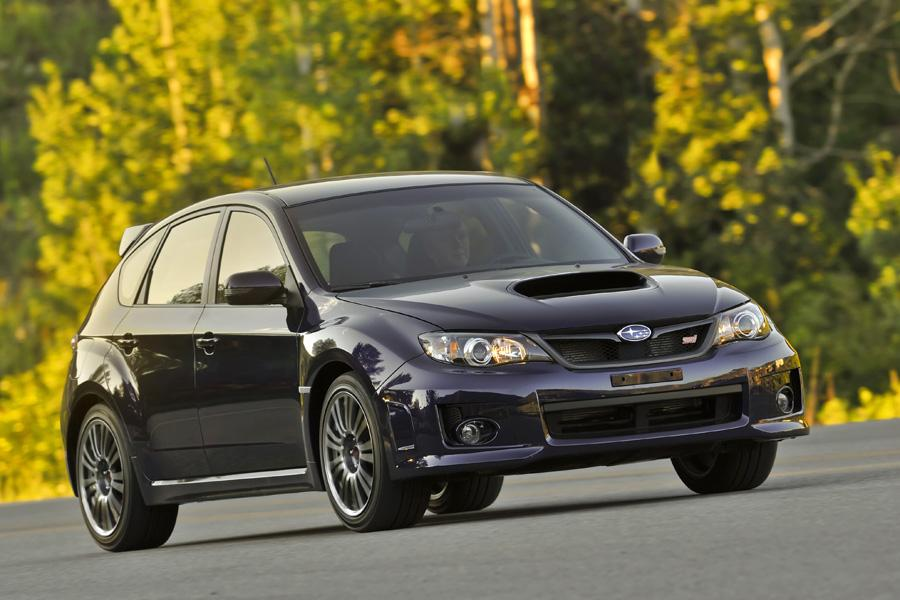 2011 Subaru Impreza Wrx Sti Reviews Specs And Prices