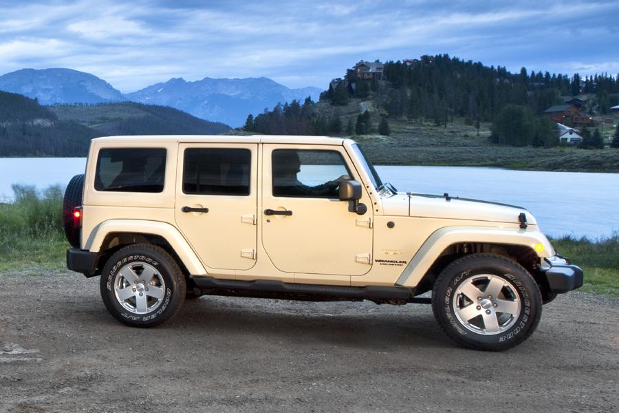 2011 Jeep Wrangler Unlimited Reviews Specs And Prices