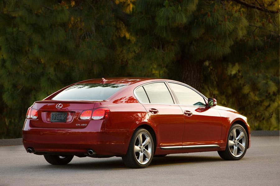 lexus gs 460 reviews specs and prices. Black Bedroom Furniture Sets. Home Design Ideas