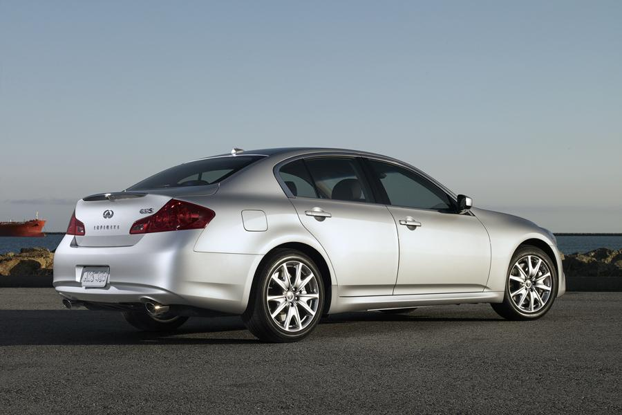 2011 Infiniti G37 Reviews Specs And Prices Cars Com