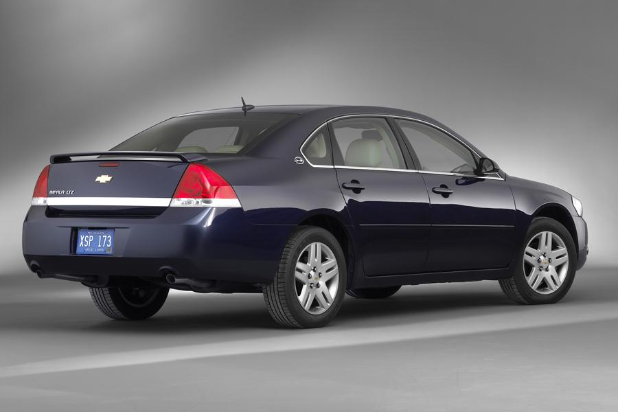 2011 Chevrolet Impala Reviews  Specs And Prices