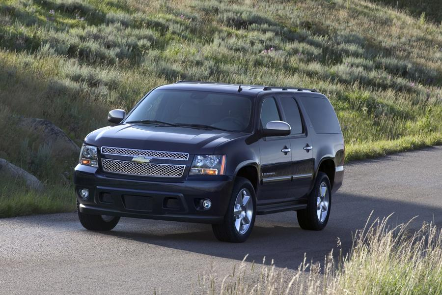 2011 chevrolet suburban reviews specs and prices. Black Bedroom Furniture Sets. Home Design Ideas
