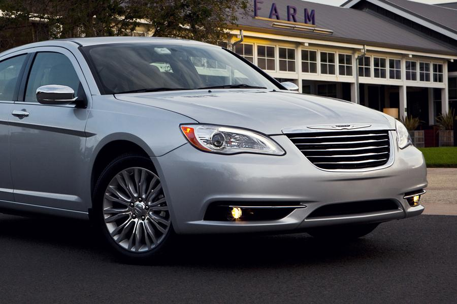 2011 Chrysler 200 Reviews  Specs And Prices