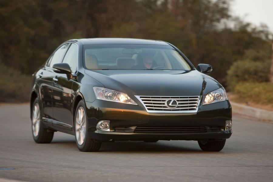 2011 Lexus ES 350 Reviews Specs And Prices