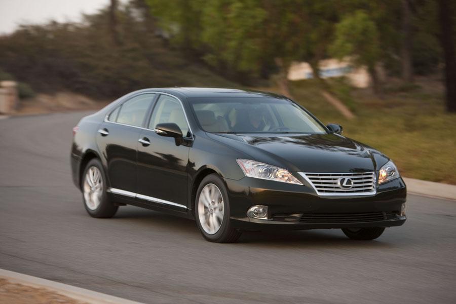 2011 Lexus ES 350 Reviews Specs And Prices