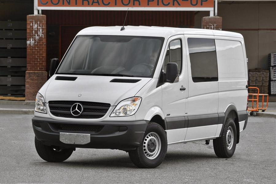 2010 mercedes benz sprinter reviews specs and prices. Black Bedroom Furniture Sets. Home Design Ideas