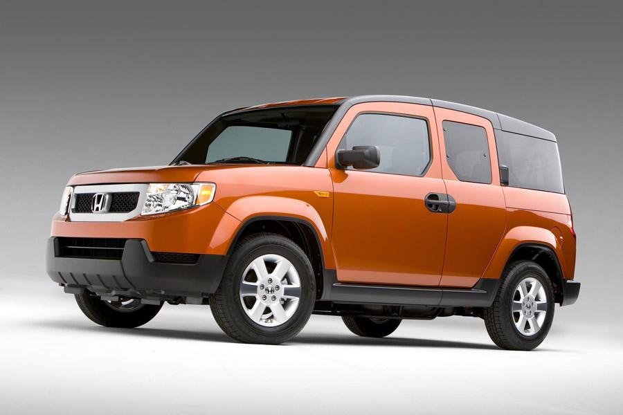 2011 honda element reviews specs and prices for Honda element dimensions
