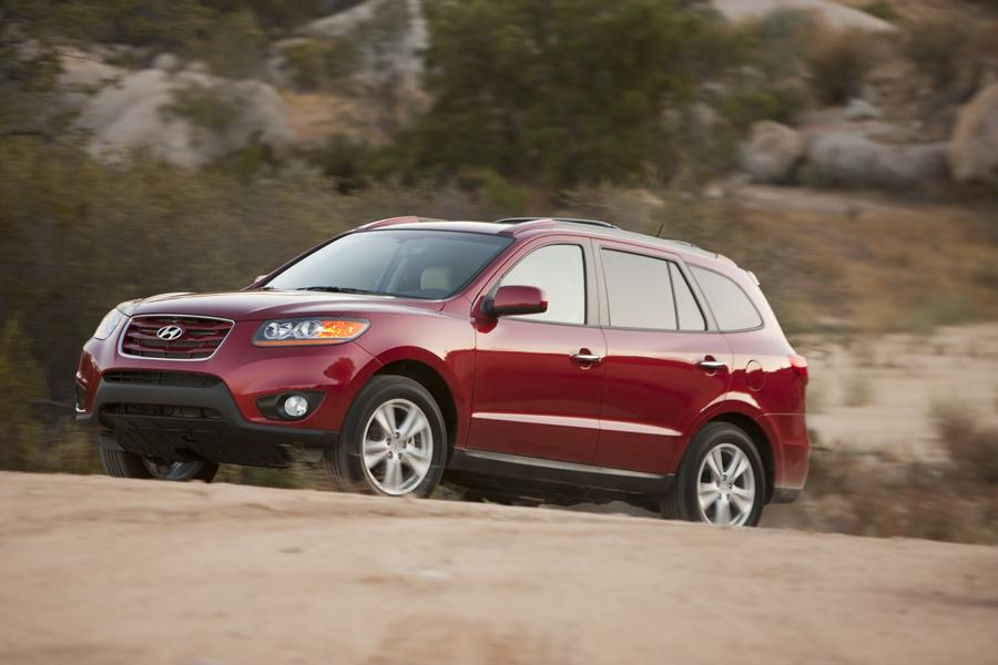 2011 hyundai santa fe reviews specs and prices. Black Bedroom Furniture Sets. Home Design Ideas