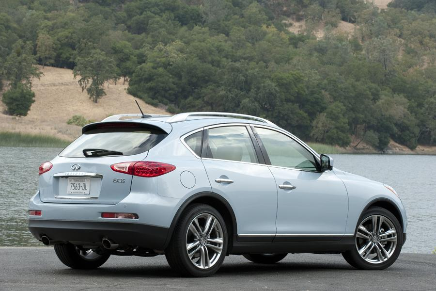 2011 infiniti ex35 reviews specs and prices. Black Bedroom Furniture Sets. Home Design Ideas