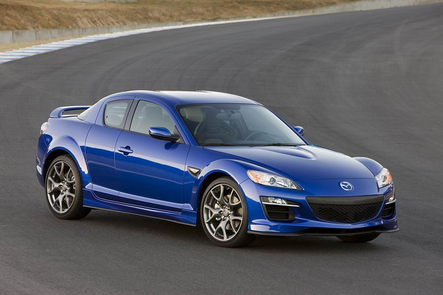 Mazda Rx 8 Coupe Models Price Specs Reviews Cars Com