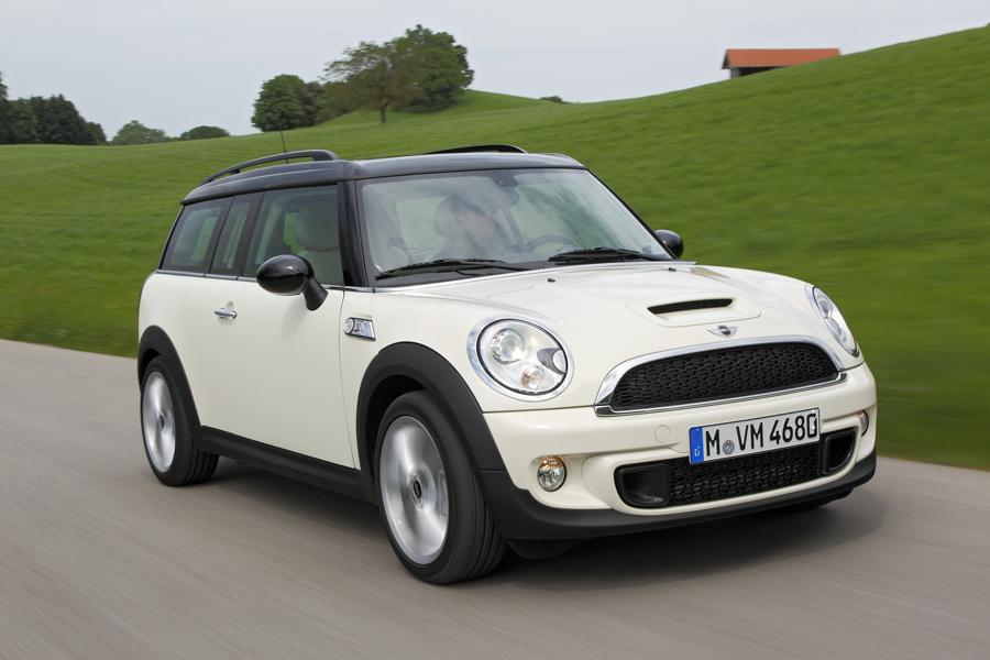 2011 mini cooper s clubman reviews specs and prices. Black Bedroom Furniture Sets. Home Design Ideas