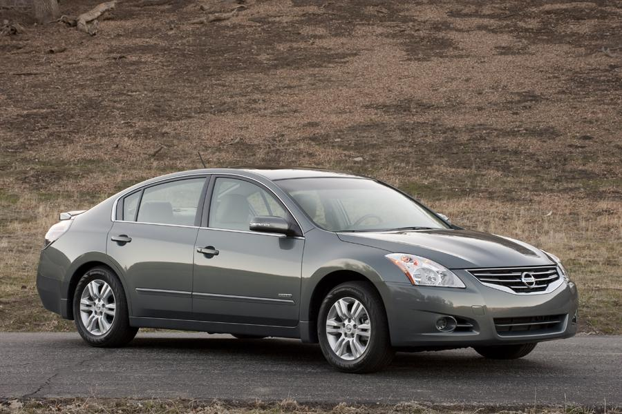 2011 Nissan Altima Hybrid Specs Pictures Trims Colors