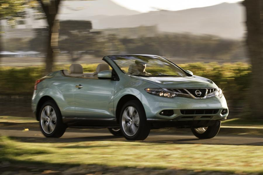 2011 nissan murano crosscabriolet reviews specs and prices. Black Bedroom Furniture Sets. Home Design Ideas