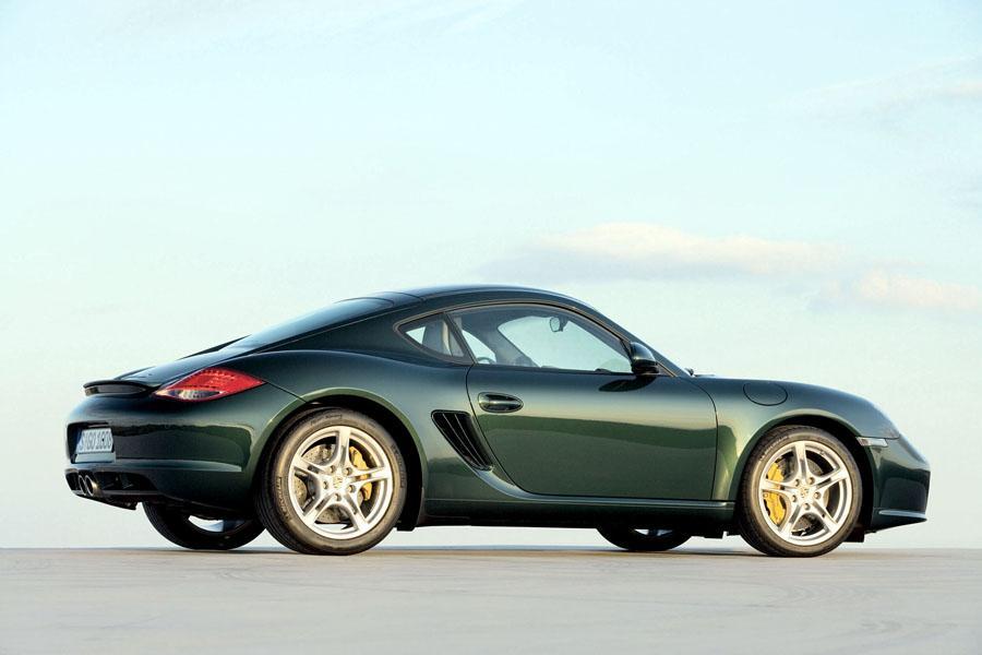 2011 Porsche Cayman Reviews Specs And Prices Cars Com