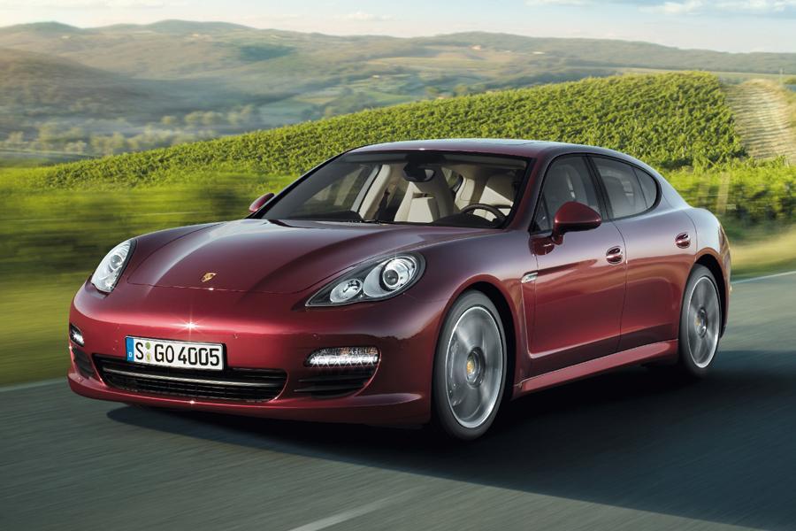 2011 Porsche Panamera Reviews Specs And Prices Cars Com