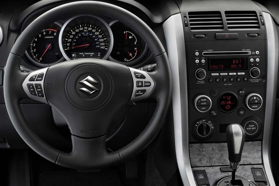 2011 Suzuki Grand Vitara Reviews Specs And Prices Cars Com