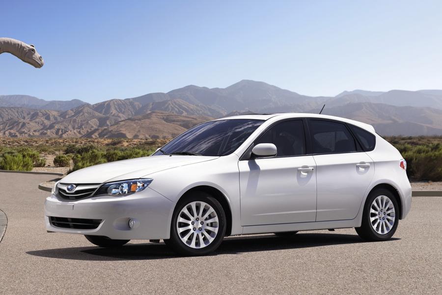 2011 Subaru Impreza Reviews Specs And Prices Cars Com