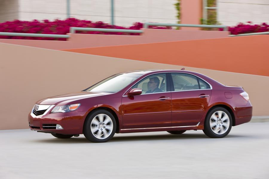 2011 acura rl reviews specs and prices. Black Bedroom Furniture Sets. Home Design Ideas