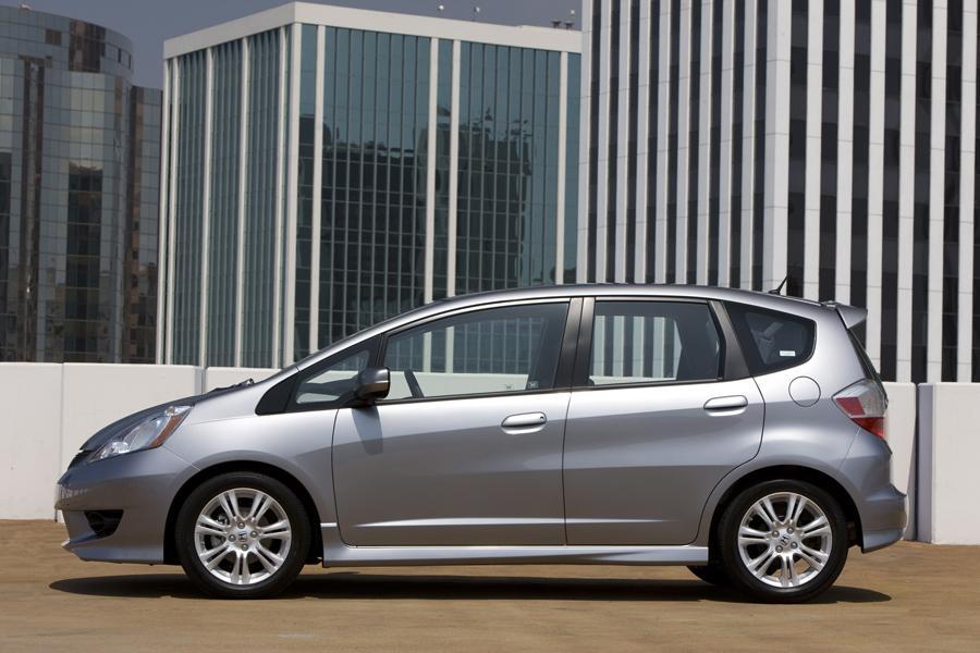 2011 Honda Fit Reviews Specs And Prices Cars Com
