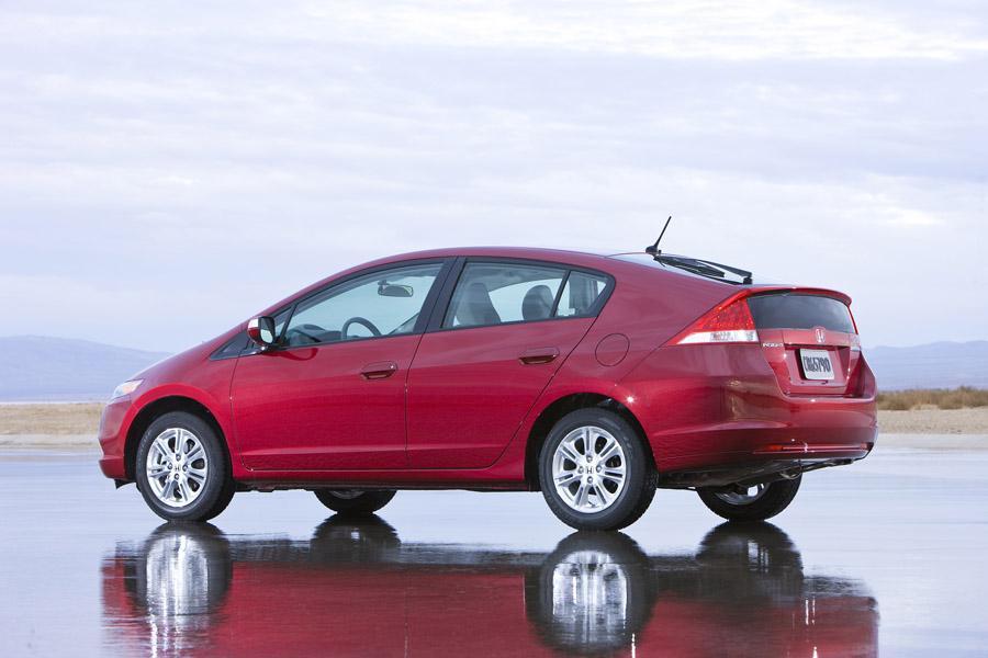 2011 Honda Insight Reviews Specs And Prices Cars Com