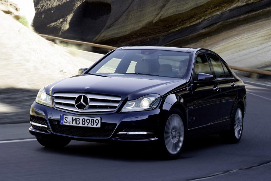 2012 mercedes benz c class reviews specs and prices for Mercedes benz c class 2006 price