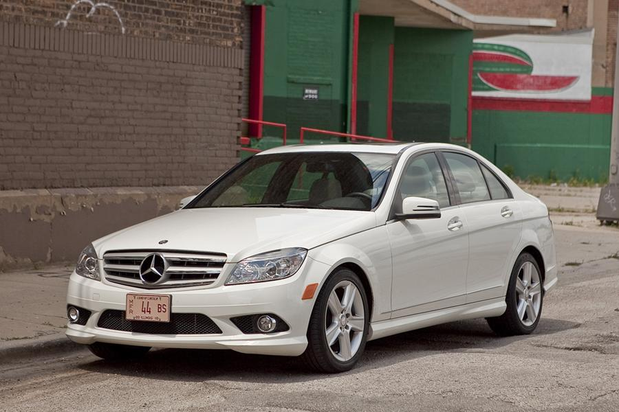 2012 mercedes benz c class reviews specs and prices for Mercedes benz c service cost