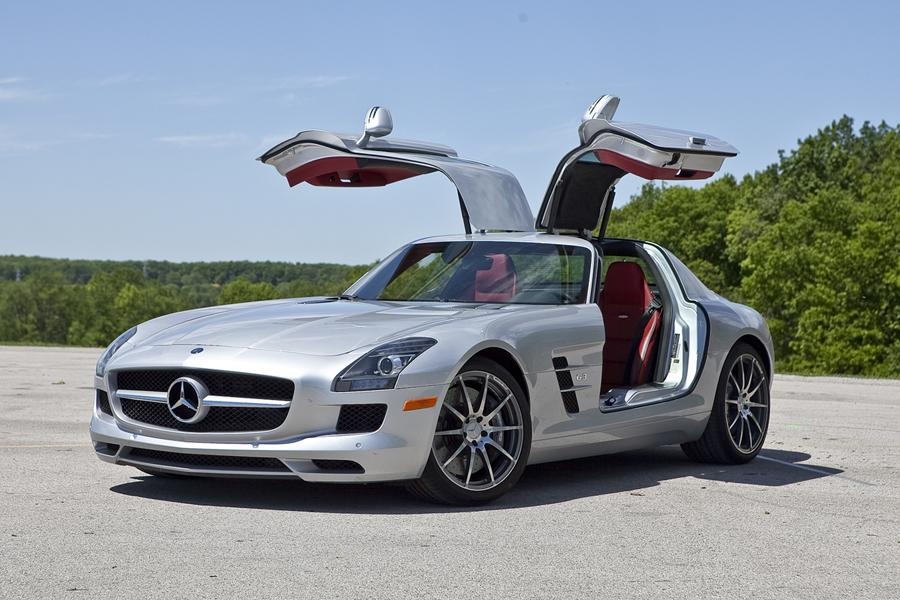 2012 mercedes benz sls amg reviews specs and prices for Mercedes benz 2012 price
