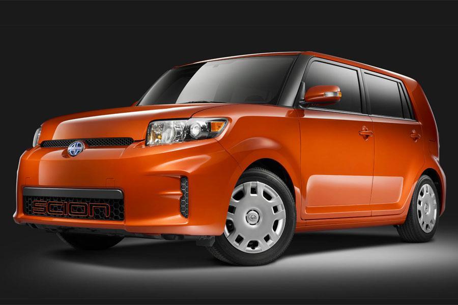 2012 Scion Xb Reviews Specs And Prices Cars Com