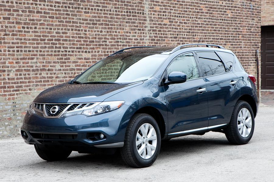 2012 Nissan Murano Specs, Pictures, Trims, Colors || Cars.com