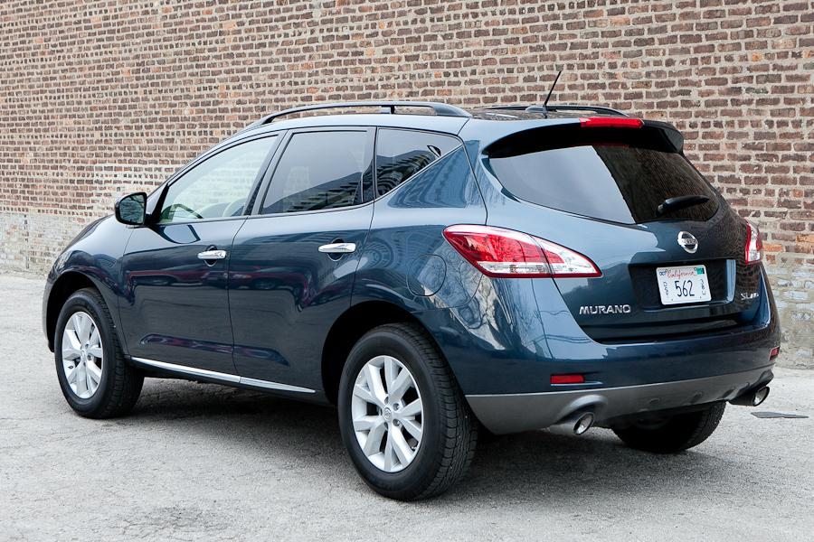 2012 Nissan Murano Specs Pictures Trims Colors Cars Com