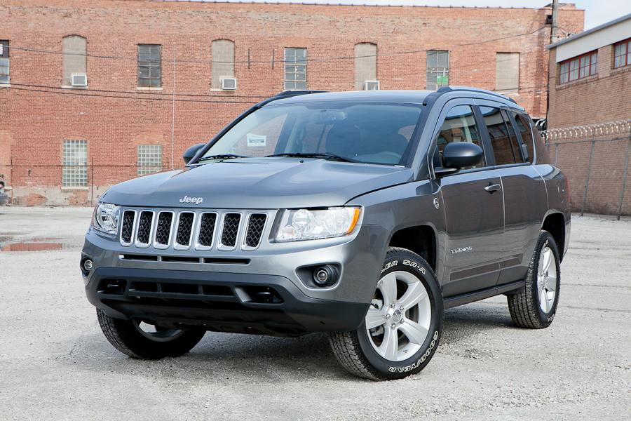 2012 Jeep Compass Reviews Specs And Prices Cars Com