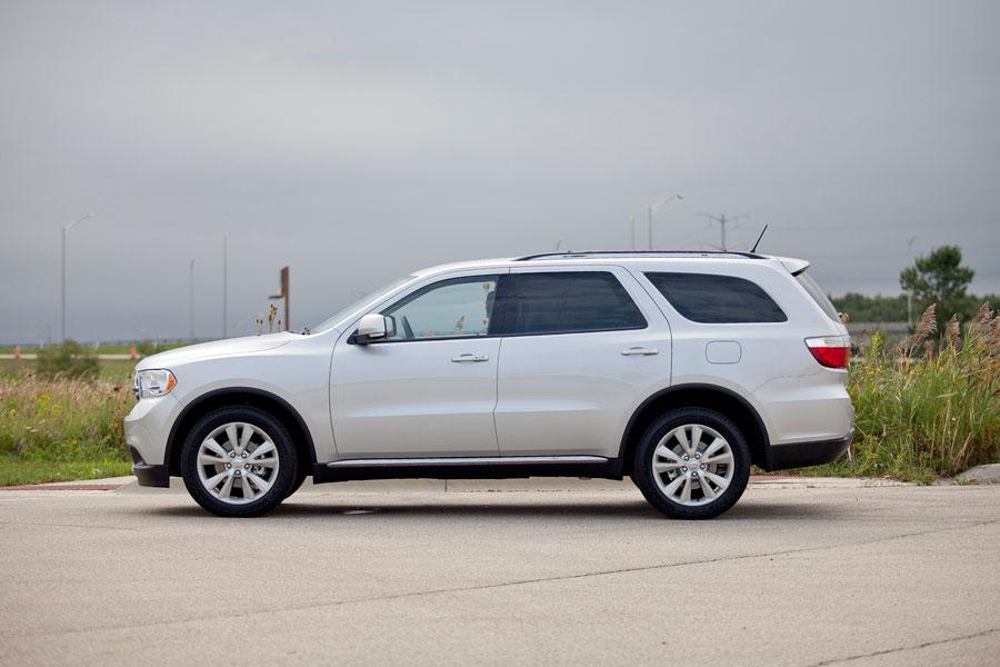 on Dodge Durango 4 7 2005 Specs And Images