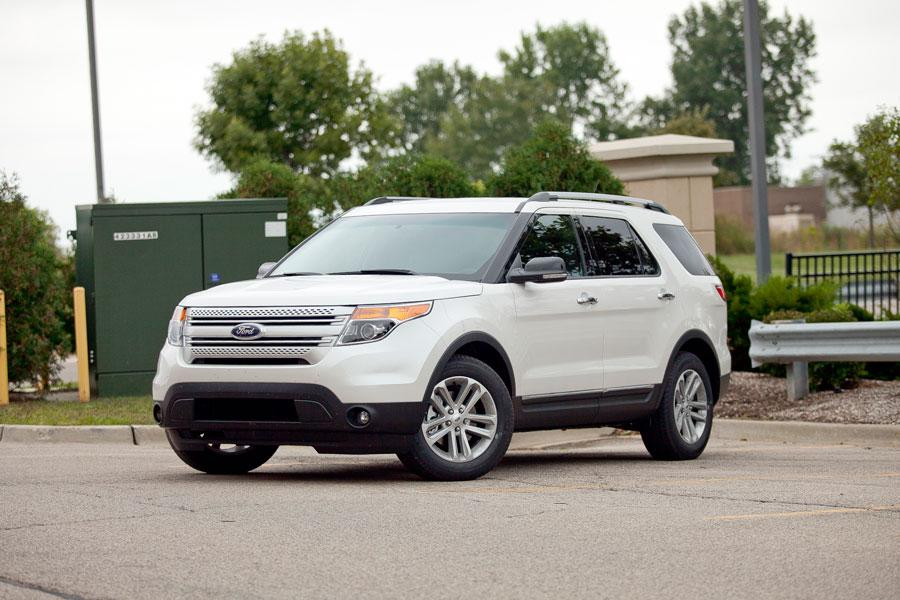 2012 Ford Explorer Reviews Specs And Prices Cars Com