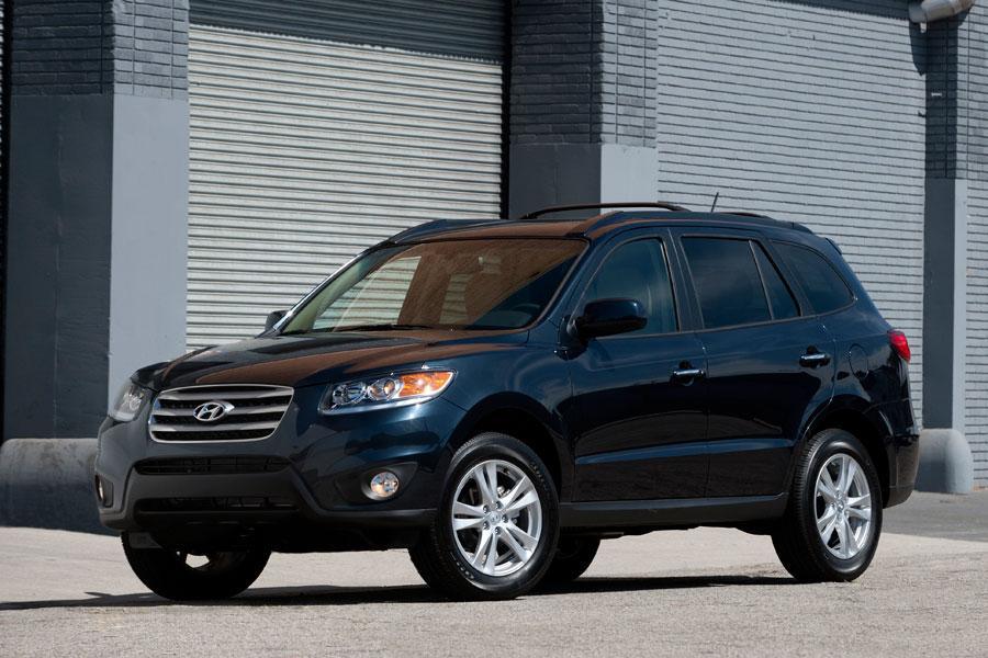 2012 Hyundai Santa Fe Specs Pictures Trims Colors