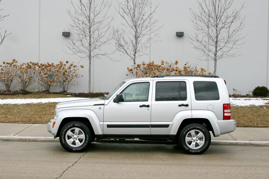 2012 Jeep Liberty Reviews Specs And Prices Cars Com