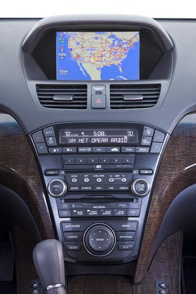 2012 Acura Mdx Reviews Specs And Prices Cars Com