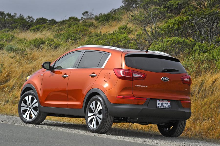 2012 Kia Sportage Reviews Specs And Prices Cars Com