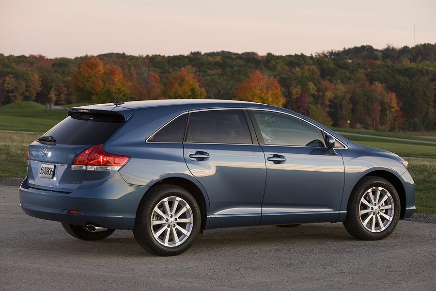 2012 Toyota Venza Reviews Specs And Prices Cars Com