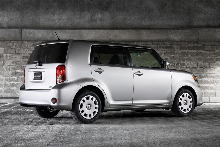 on 2009 Nissan Cube