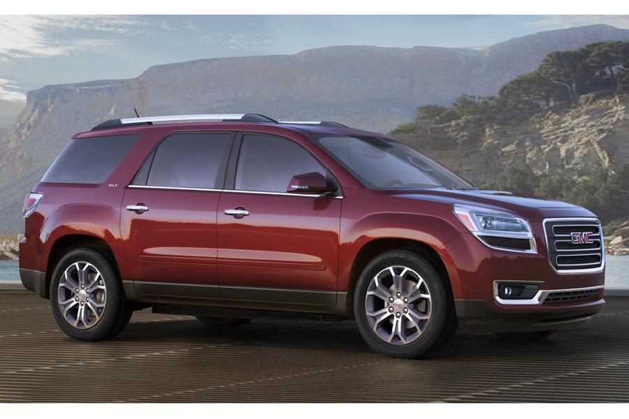 2013 gmc acadia reviews specs and prices. Black Bedroom Furniture Sets. Home Design Ideas