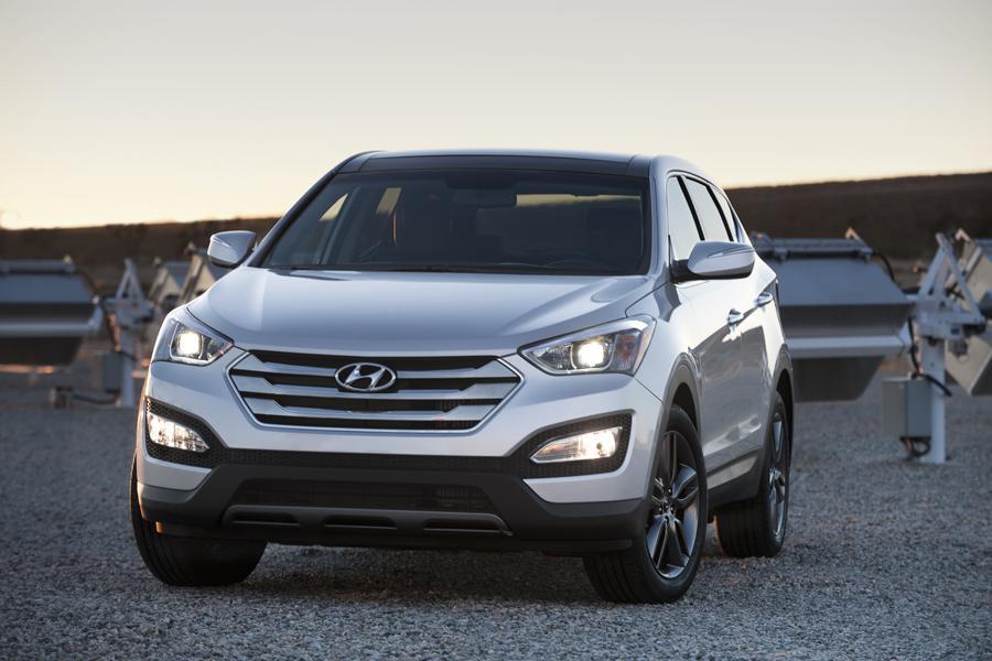 2013 Hyundai Santa Fe Specs Pictures Trims Colors