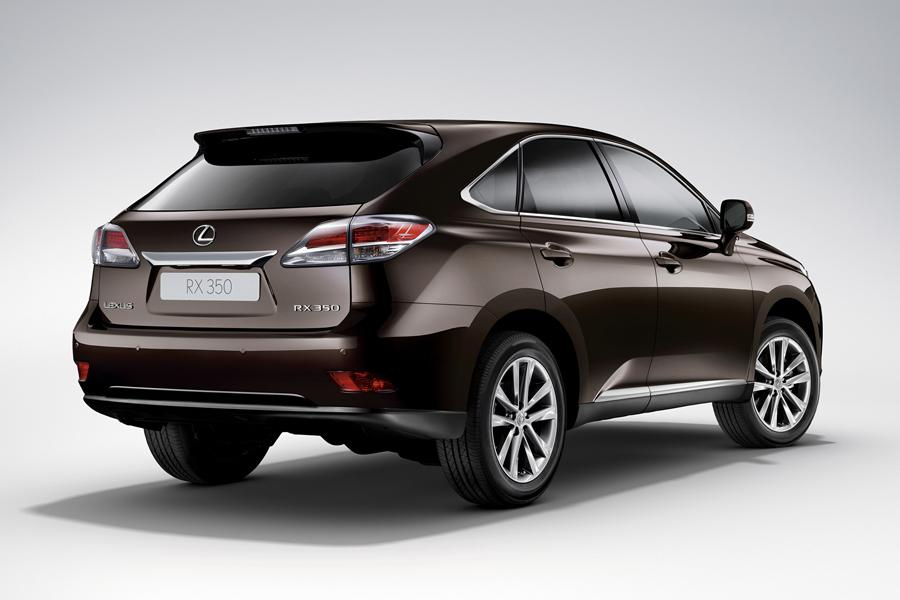 2013 Lexus Rx 350 Specs Pictures Trims Colors Cars Com