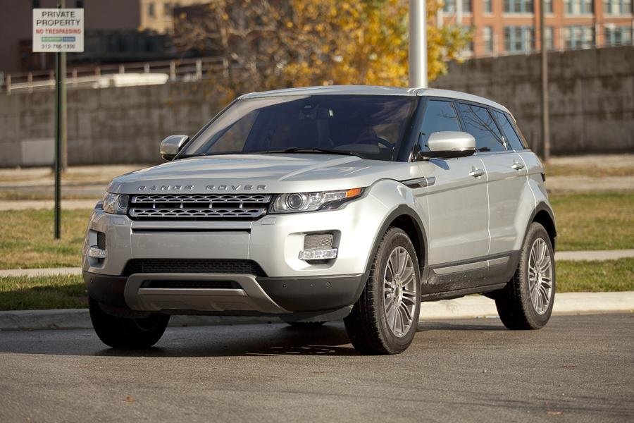 2012 Land Rover Range Rover Evoque Reviews Specs And