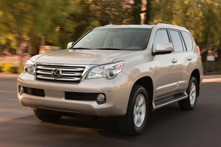 Lexus Gx 460 Reviews >> 2012 Lexus GX 460 Reviews, Specs and Prices | Cars.com