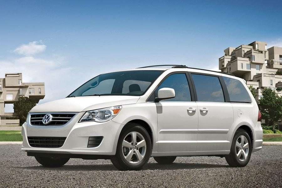 2012 Volkswagen Routan Reviews Specs And Prices Cars Com