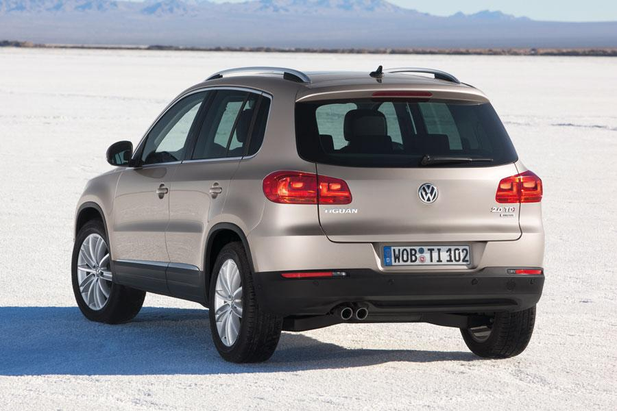 2012 Volkswagen Tiguan Reviews Specs And Prices Cars Com